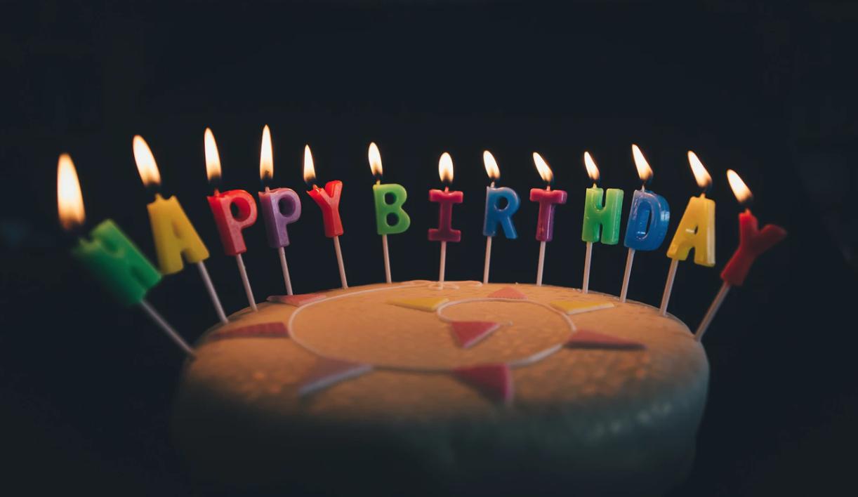 Happy Hirthday Cake